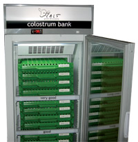 Colostrum Bank