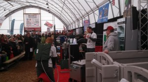 Golden Calf Company Live Demonstration at Canadian Dairy Xpo
