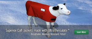 Superior Calf Jackets made with UltraThinsulate™